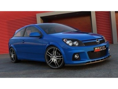 Opel Astra H GTC OPC MX Front Bumper Extension