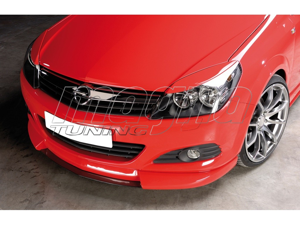 Opel Astra H GTC RX Elso Lokharito Toldat