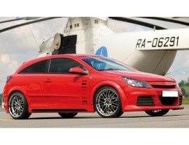 Opel Astra H GTC Recto Body Kit