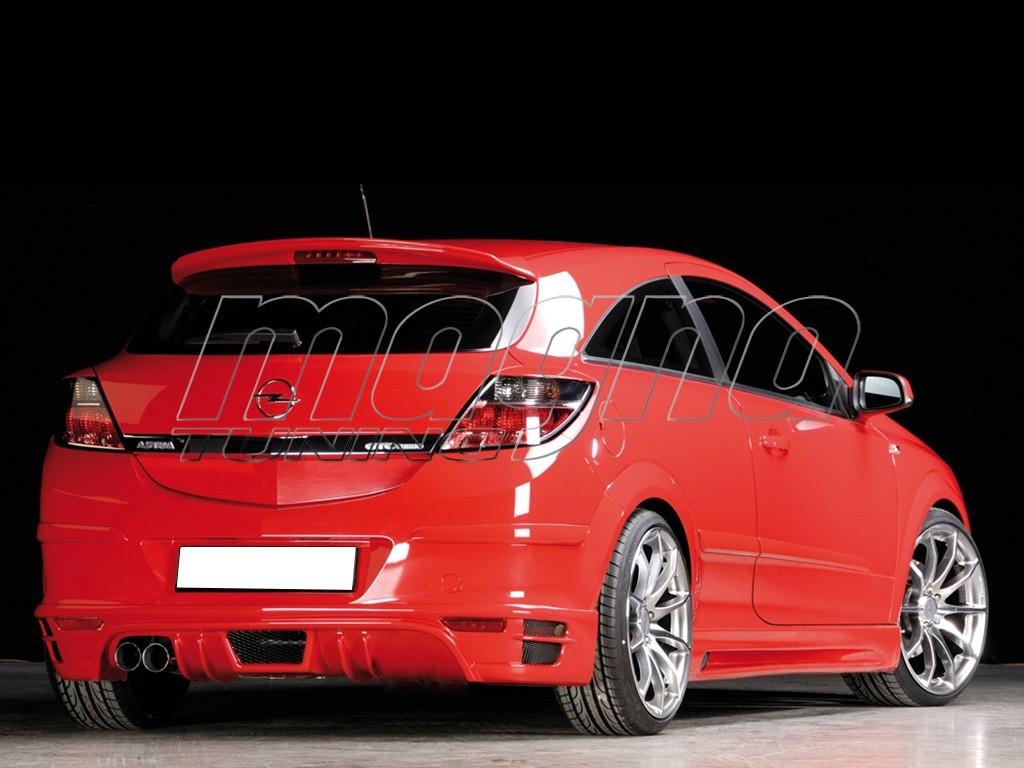 Opel Astra H GTC Recto Hatso Lokharito Toldat