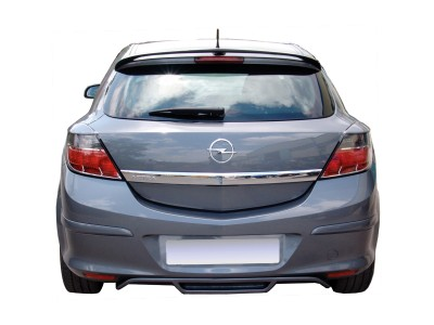 Opel Astra H GTC Speed Rear Bumper Extension