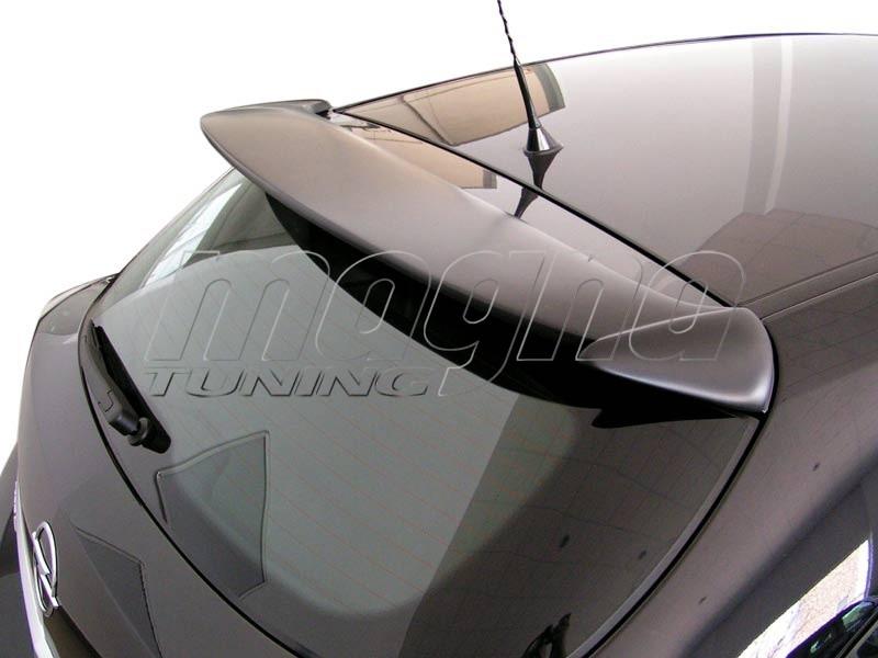 Opel Astra H GTC Strike Rear Wing