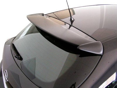 Opel Astra H GTC Strike Rear Wing