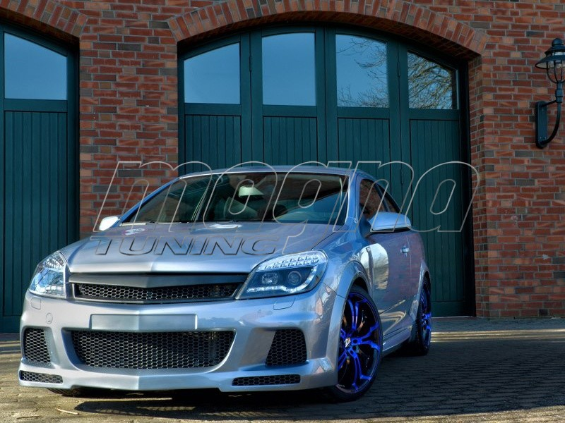 Opel Astra H GTC Thor Body Kit