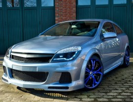 Opel Astra H GTC Thor Front Bumper