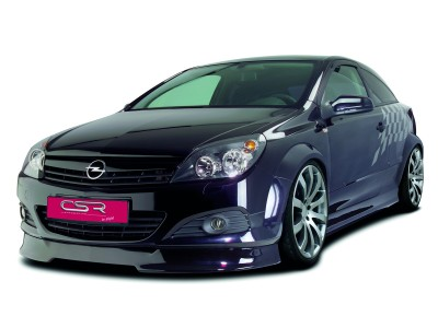 Opel Astra H GTC XL-Line Front Bumper Extension