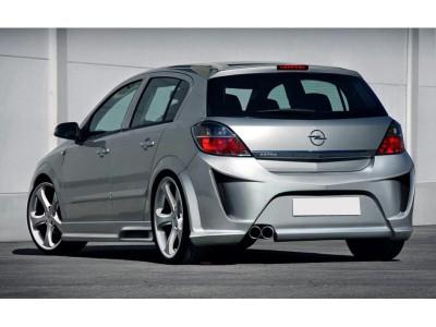 Opel Astra H Hatchback Attack Rear Bumper