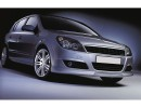 Opel Astra H I-Line Front Bumper Extension