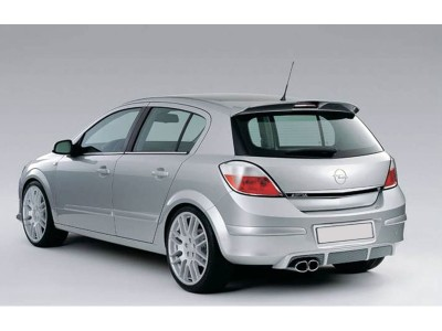 Opel Astra H I-Line Rear Bumper Extension