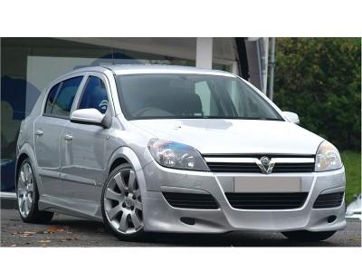 Opel Astra H J-Style Frontansatz