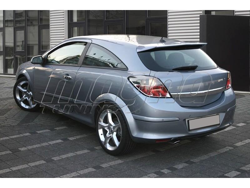 Opel Astra H J-Style Hatso Szarny