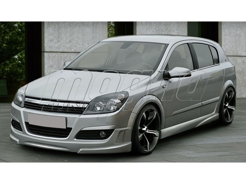 opel astra h m style body kit. Black Bedroom Furniture Sets. Home Design Ideas