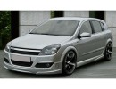 Opel Astra H M-Style Front Bumper Extension