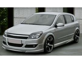 Opel Astra H M-Style Kuszobok