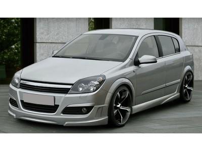 Opel Astra H M-Style Seitenschwellern