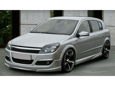 Opel Astra H M-Style Side Skirts