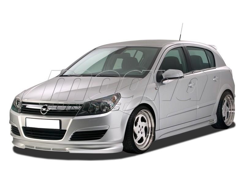 Opel Astra H NewLine Body Kit