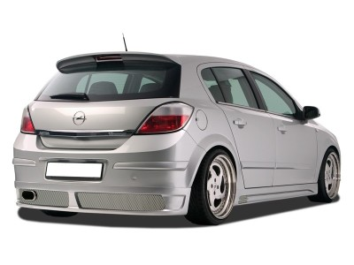 Opel Astra H NewLine Heckansatz