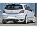 Opel Astra H RX Rear Bumper Extension