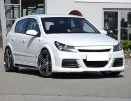 Opel Astra H Recto Elso Lokharito