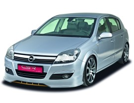 Opel Astra H SX-Line Front Bumper Extension