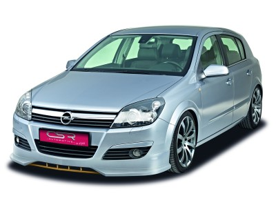 Opel Astra H SX-Line Frontansatz