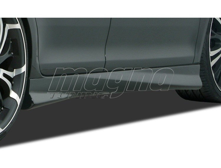 Opel Astra H Speed Side Skirts