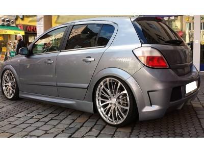 Opel Astra H Thor Seitenschwellern