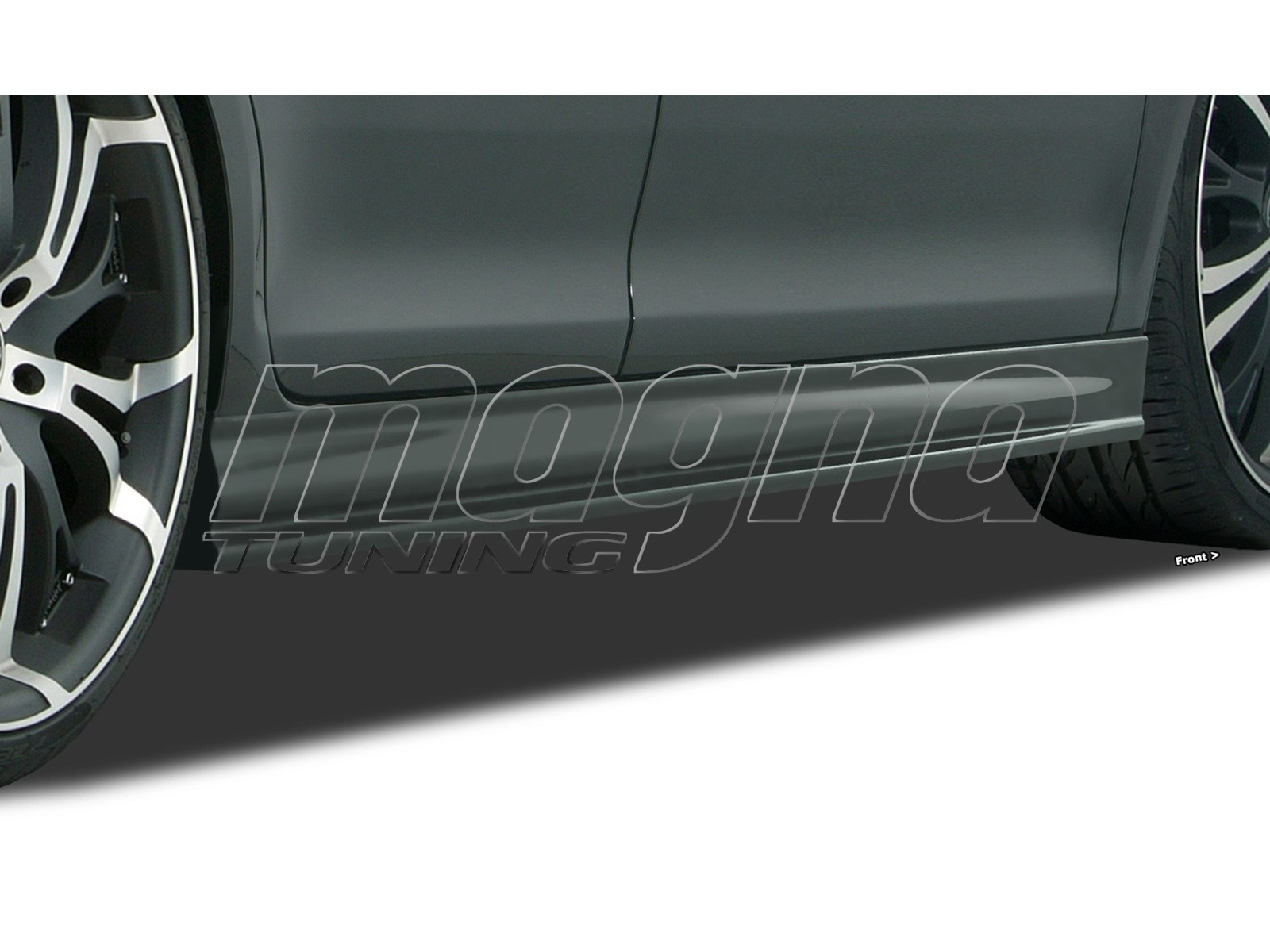 Opel Astra H Twin Top Evolva Side Skirts