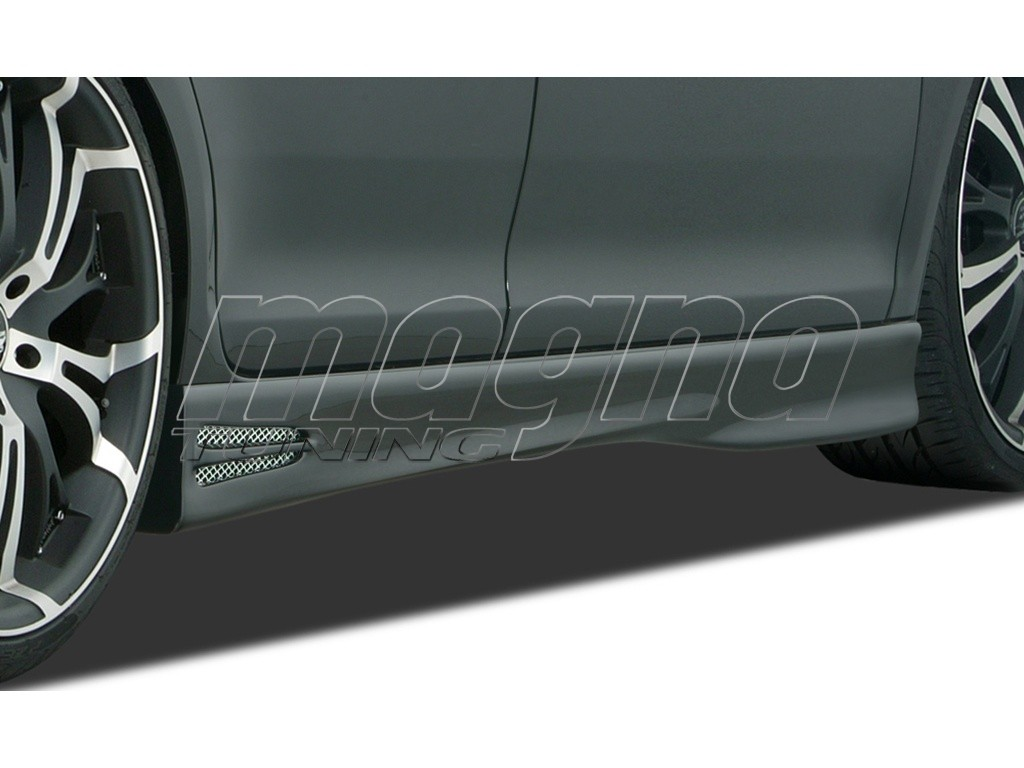 Opel Astra H Twin Top GT5  Side Skirts