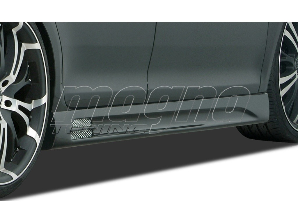 Opel Astra H Twin Top GTX-Race  Side Skirts