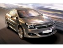 Opel Astra H Twin Top I-Line Front Bumper Extension