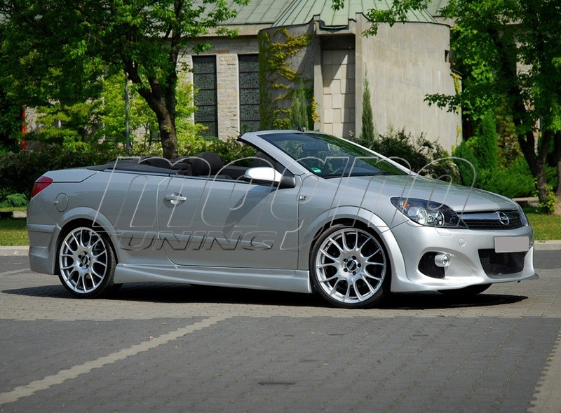 opel astra h twin top j-style body kit no2