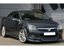 Opel Astra H Twin Top J-Style Front Bumper Extension