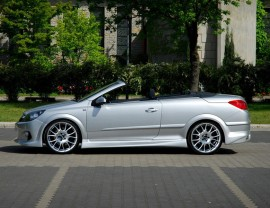 Opel Astra H Twin Top J2 Side Skirts
