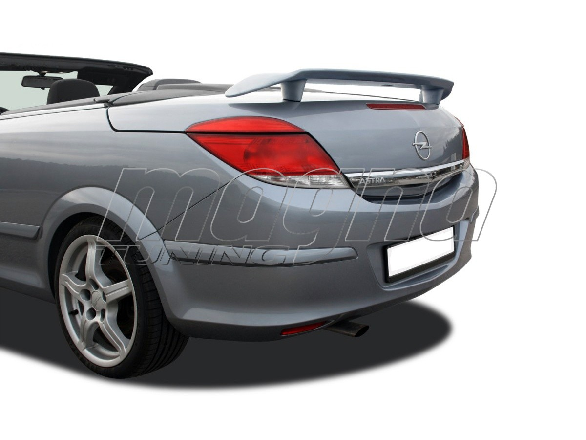 Opel Astra H Twin Top RX Rear Wing