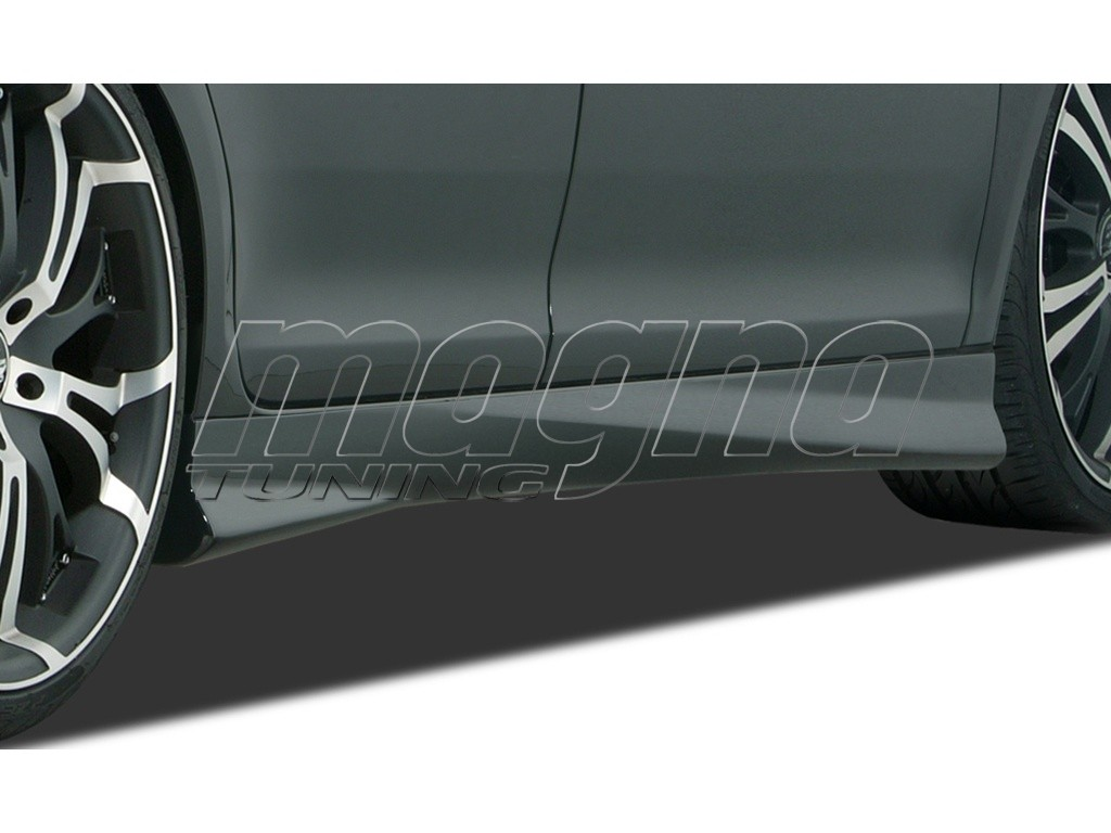Opel Astra H Twin Top Speed Kuszobok
