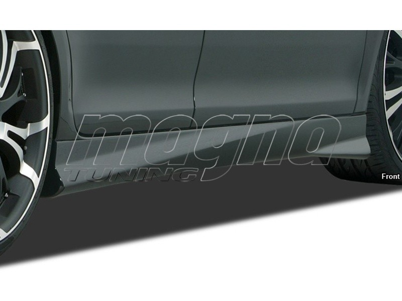 Opel Astra H Twin Top Speed-R Side Skirts