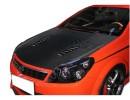 Opel Astra H Vortex Carbon Fiber Hood