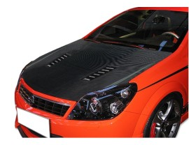 Opel Astra H Vortex Karbon Motorhazteto