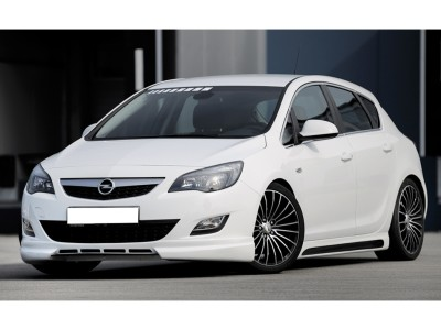Opel Astra J Body Kit Recto
