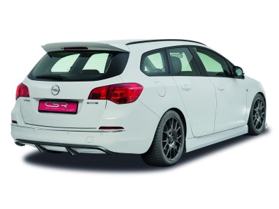 Opel Astra J CX Rear Bumper Extension