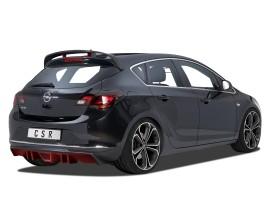 Opel Astra J Cyber Hatso Szarny