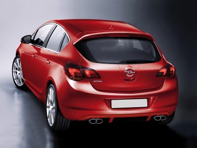 Opel Astra J Extensie Bara Spate I-Line