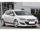 Opel Astra J Facelift Extensie Bara Fata Retina