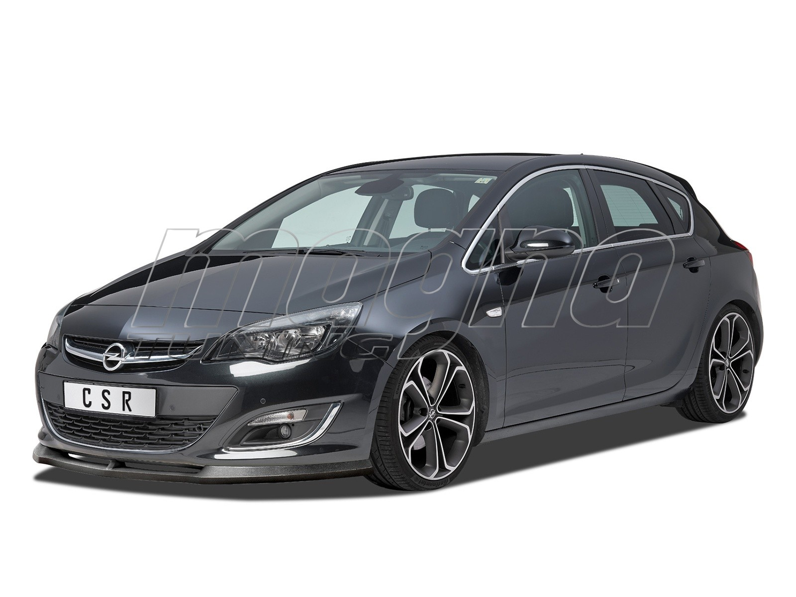 Opel Astra J Facelift NX Front Bumper Extension