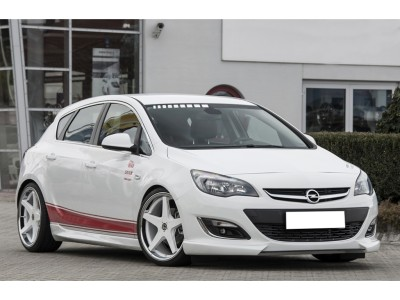 Opel Astra J Facelift Retina Frontansatz