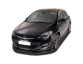 Opel Astra J Facelift Verus-X Front Bumper Extension