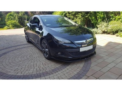 Opel Astra J GTC Meteor Side Skirts