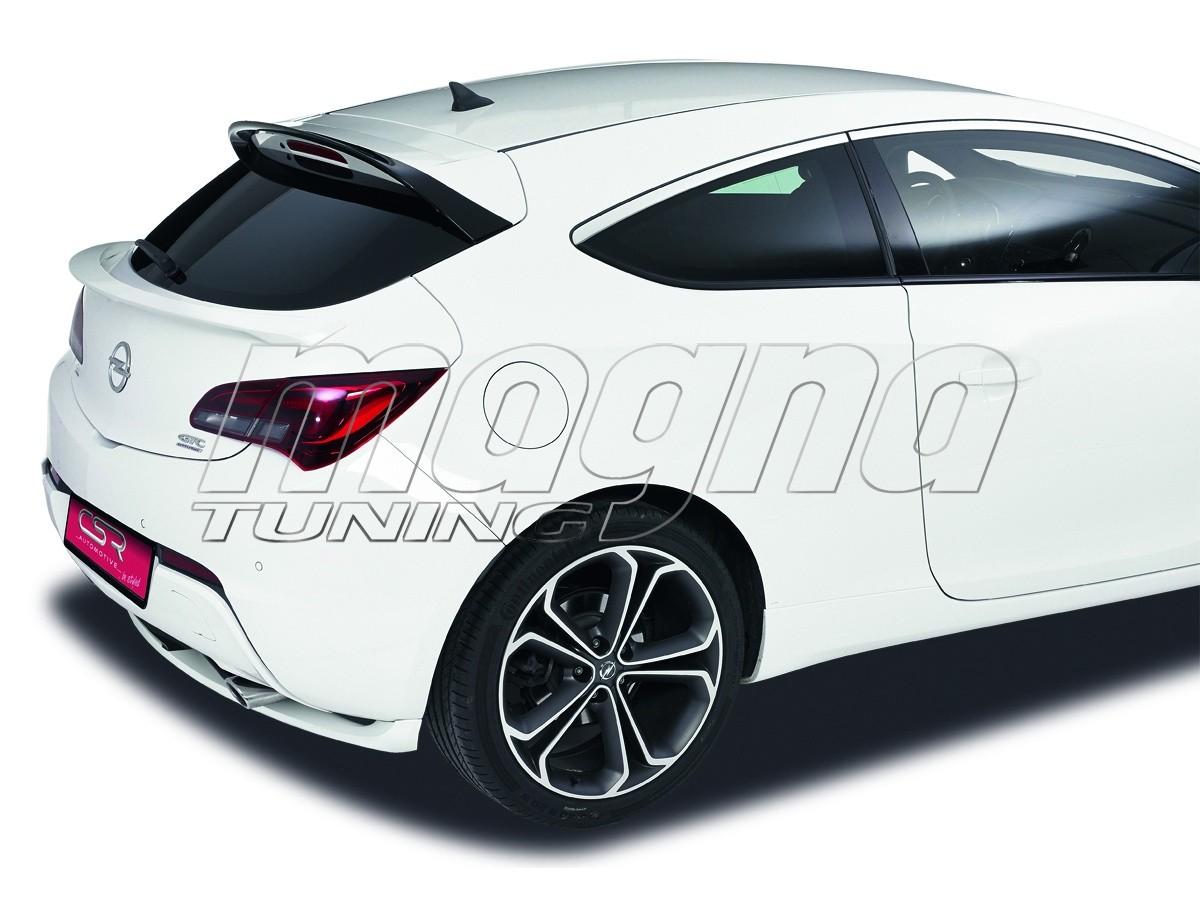 Opel Astra J GTC N2 Hatso Szarny